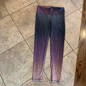 Like new yoga leggings size large Niyama Sol brand